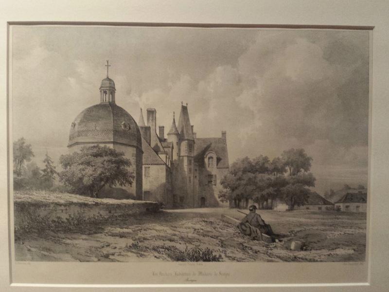 Sévigné, épistolière du Grand Siècle, château de Grignan  20170728
