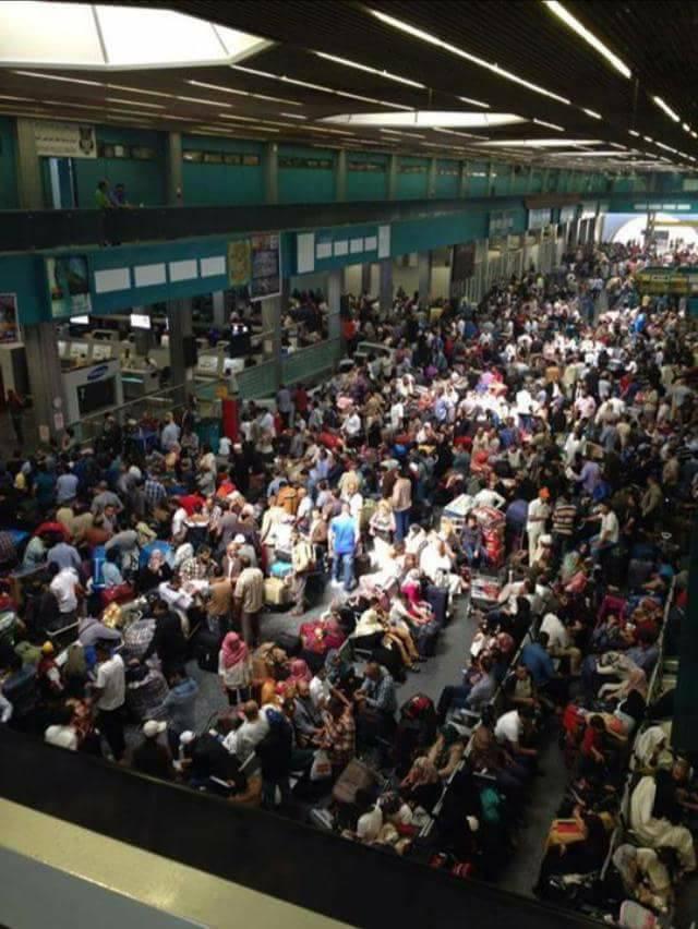 جدول الرحلات الجوية في مطار طرابلس العالمي سنة 2010  21032510