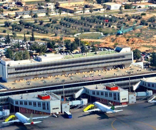 جدول الرحلات الجوية في مطار طرابلس العالمي سنة 2010  21034510