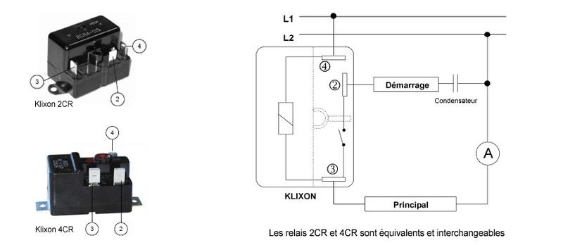 Remplacement d'un relai centrifuge par un relai temporisé Relais10