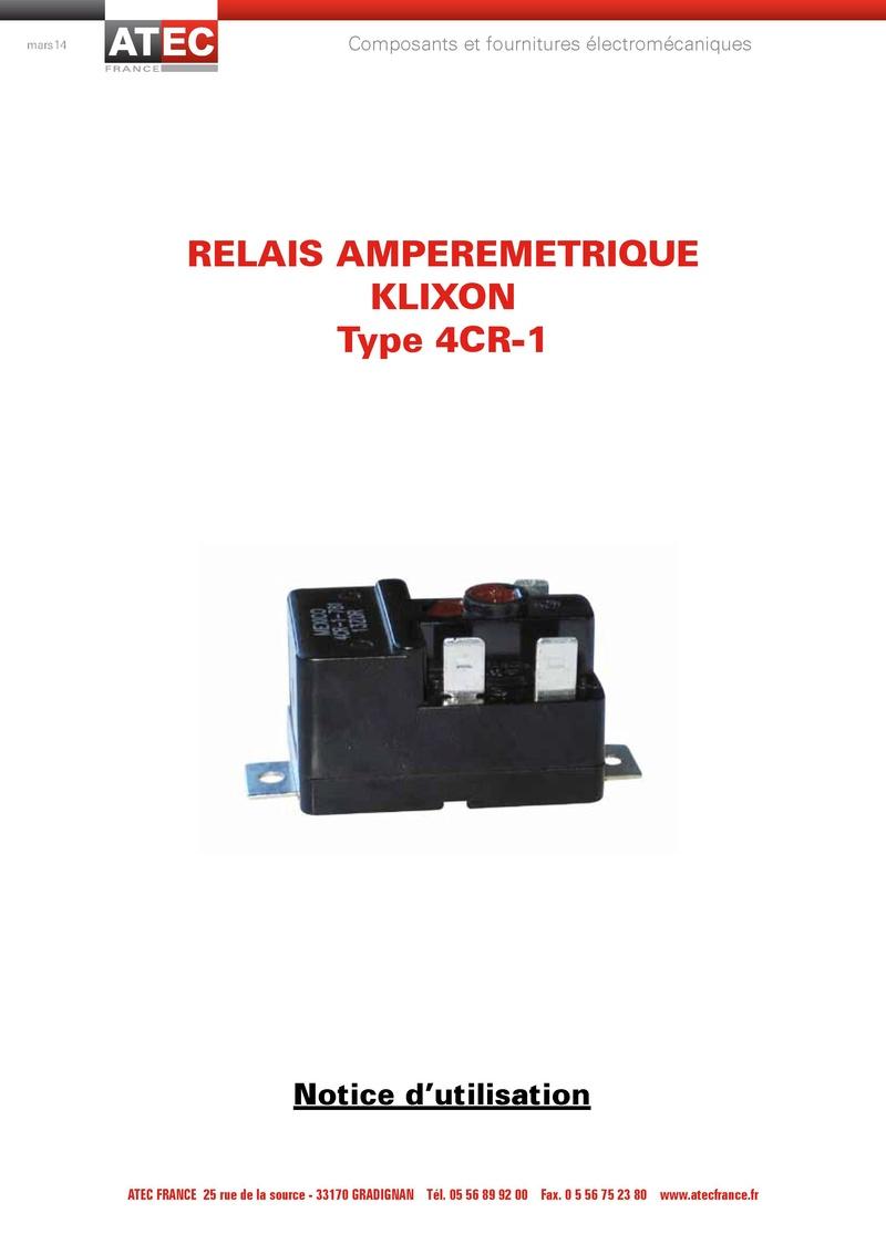 Remplacement d'un relai centrifuge par un relai temporisé Relais11