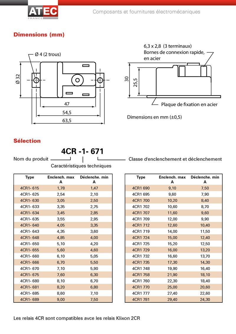 Remplacement d'un relai centrifuge par un relai temporisé Relais13