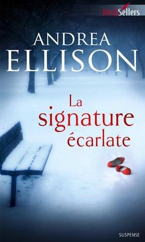 La signature écarlate d'Andrea Ellison 00203611