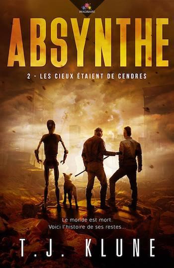 Absynthe - Tome 2 : Les cieux étaient de cendres de T.J. Klune 20915410