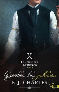 Le cercle des genlemen - Tome 3 : La position d'un gentleman de  K.J. Charles 21752110
