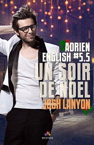 Adrien English - Tome 5.5 : Un soir de Noël  de Josh Lanyon 51avkm10