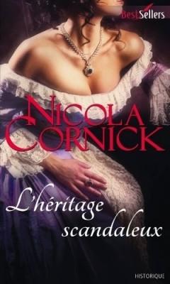 Scandalous women of the Ton - Tome 1: L'Héritage scandaleux de Nicola Cornick L-heri10
