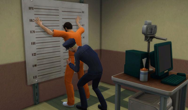 [Challenge] Tranches de Sims: La métamorphose de Sylvain; par Bretagne22 28-07-12