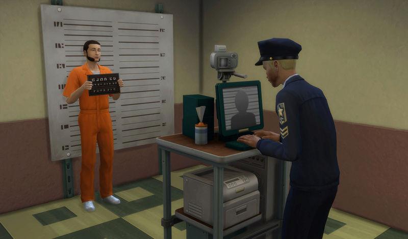 [Challenge] Tranches de Sims: La métamorphose de Sylvain; par Bretagne22 28-07-13