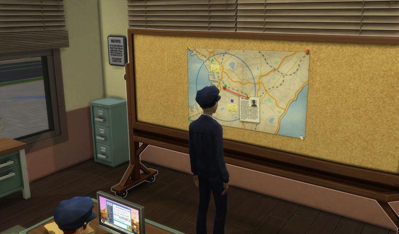 [Challenge] Tranches de Sims: La métamorphose de Sylvain; par Bretagne22 28-07-14