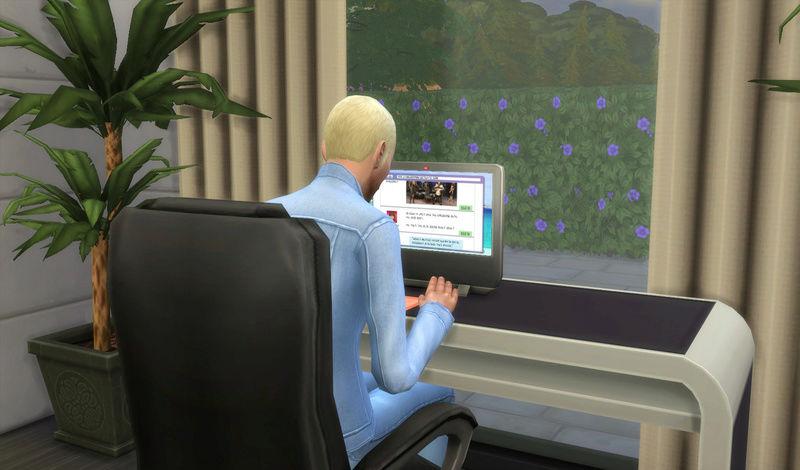 [Challenge] Tranches de Sims: La métamorphose de Sylvain; par Bretagne22 28-07-15