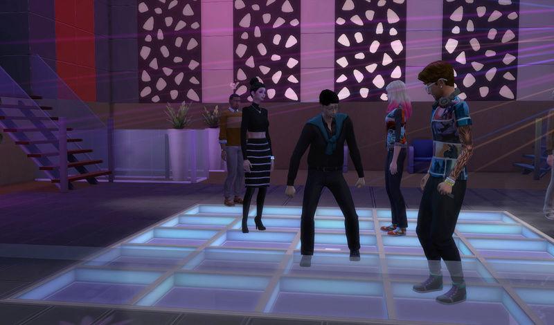 [Challenge] Tranches de Sims: La métamorphose de Sylvain; par Bretagne22 28-07-18