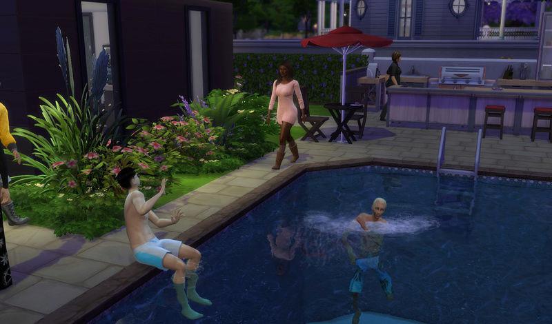 [Challenge] Tranches de Sims: La métamorphose de Sylvain; par Bretagne22 28-07-23