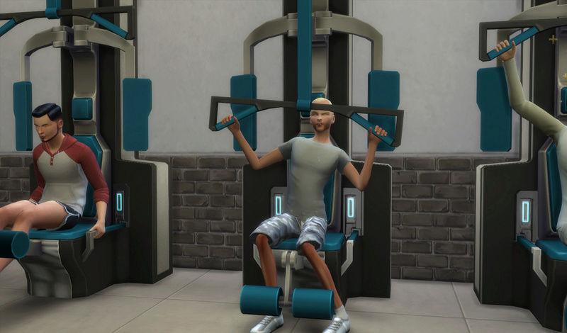 [Challenge] Tranches de Sims: La métamorphose de Sylvain; par Bretagne22 28-07-27
