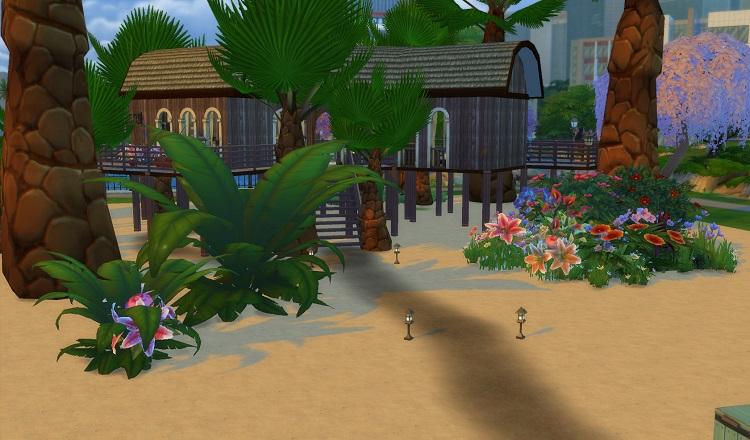 [Clos] Les défis Sims - Niveau 0 Maison10