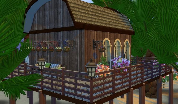 [Clos] Les défis Sims - Niveau 0 Maison11