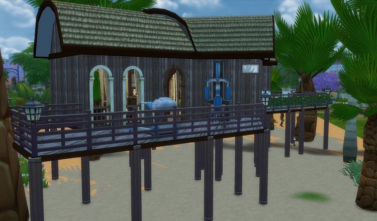 [Clos] Les défis Sims - Niveau 0 Maison12