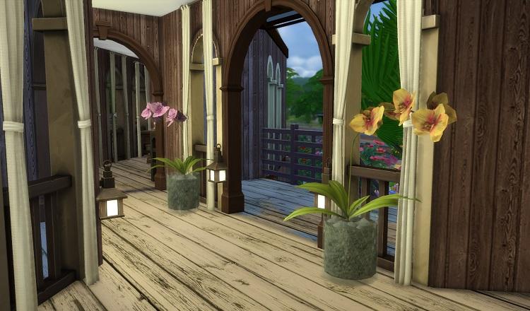 [Clos] Les défis Sims - Niveau 0 Maison16