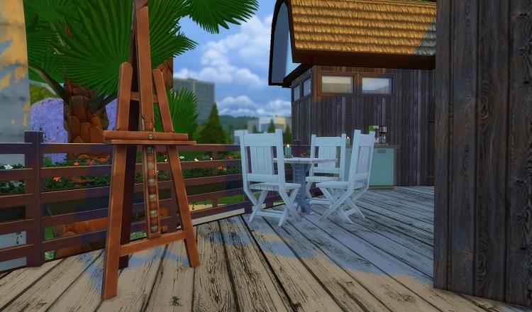 [Clos] Les défis Sims - Niveau 0 Maison18