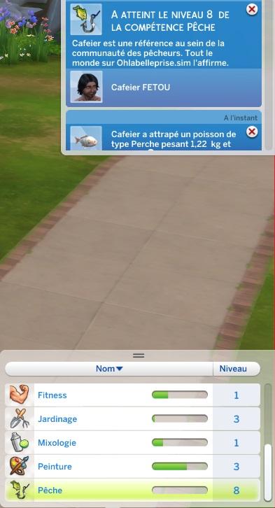 [Clos] Les défis Sims - Niveau 2 Niveau12