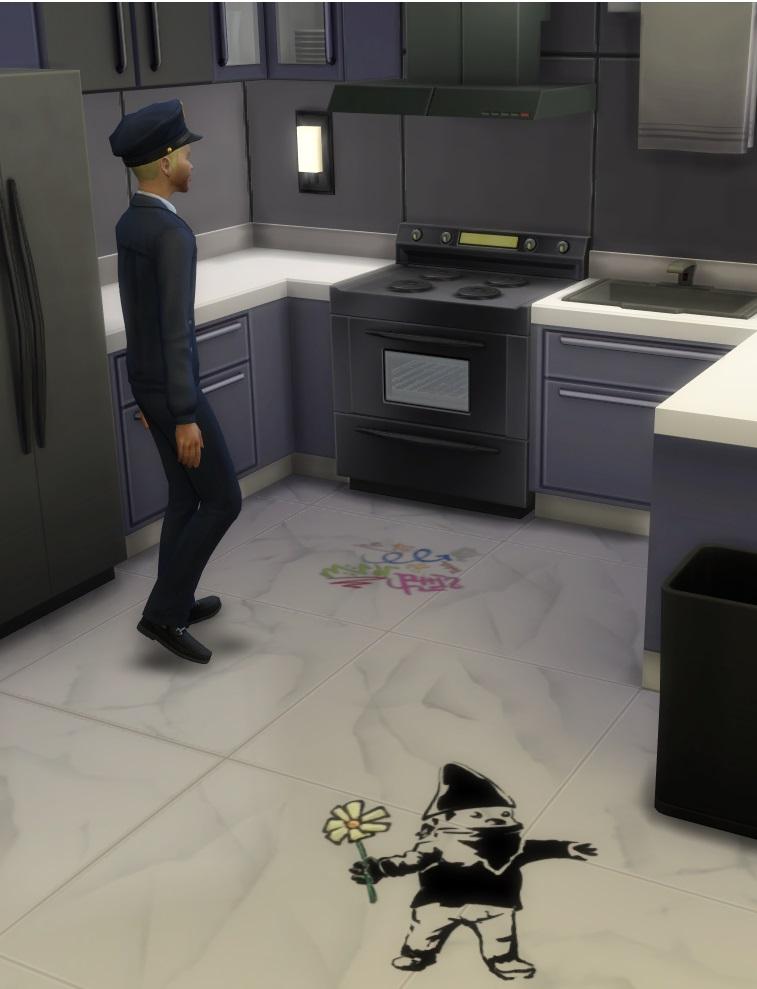 [Challenge] Tranches de Sims: La métamorphose de Sylvain; par Bretagne22 Premiy11