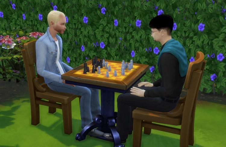 [Challenge] Tranches de Sims: La métamorphose de Sylvain; par Bretagne22 Sylvai13