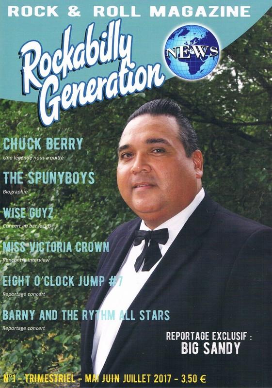 Rockabilly Generation Magazine 2583bb12