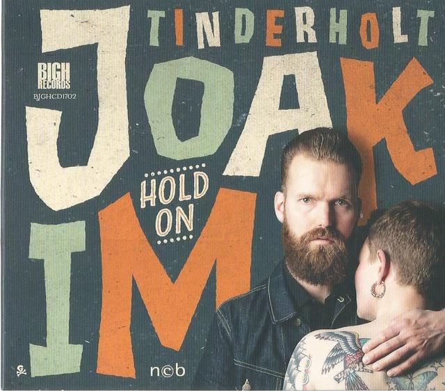 JOAKIM TINDERHOLT & his BAND Scan14