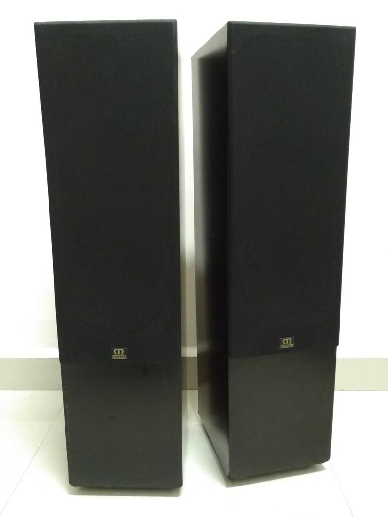 Monitor Audio 14 England Made Floorstanding Speaker  Img_2169