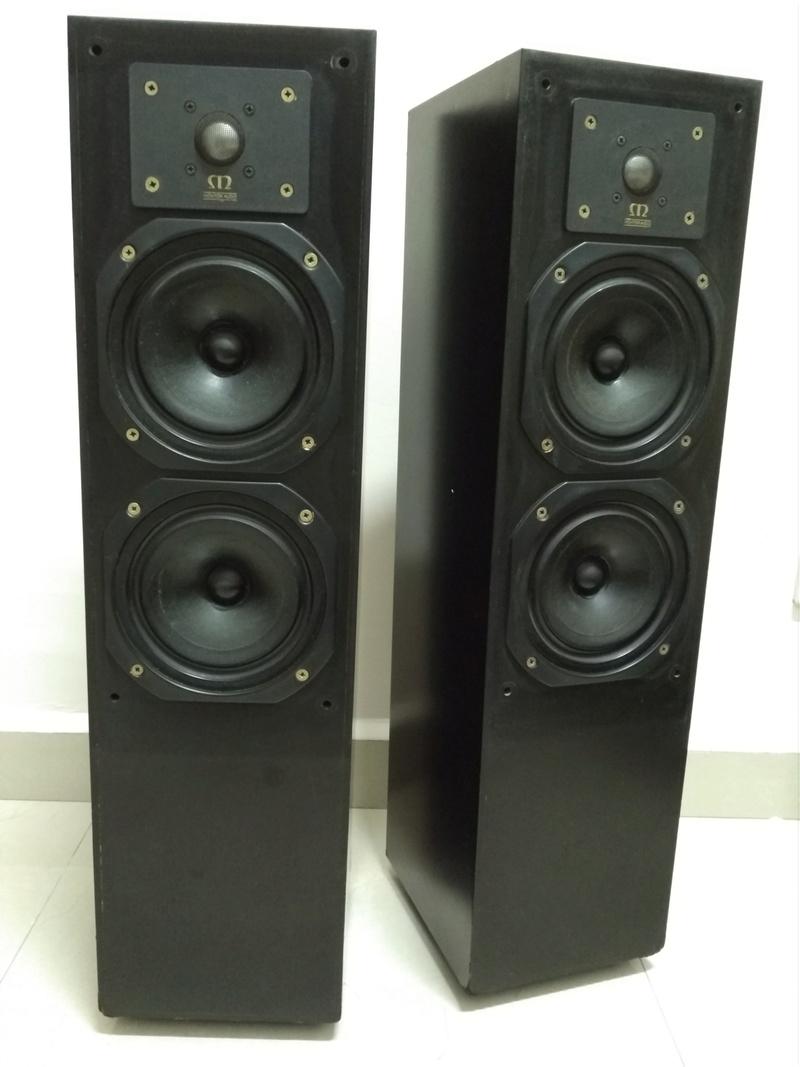 Monitor Audio 14 England Made Floorstanding Speaker  Img_2170