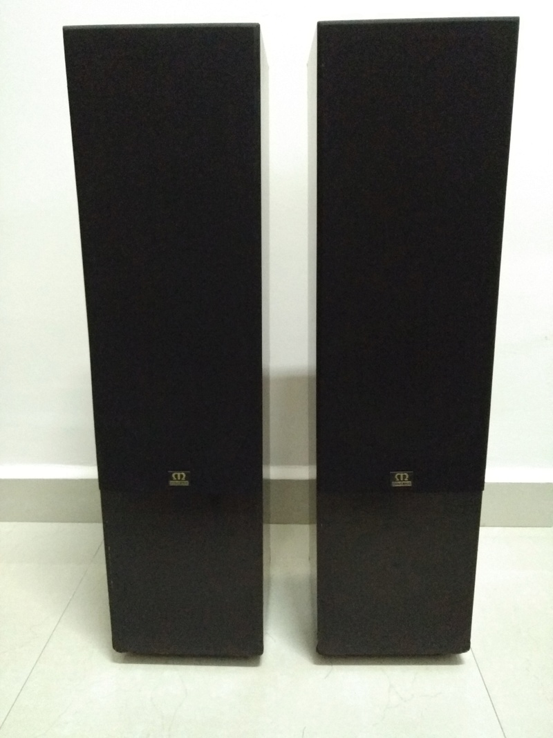 Monitor Audio 14 England Made Floorstanding Speaker  Img_2172