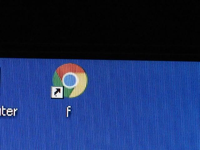 Off Topic...Google chrome Rscn2715