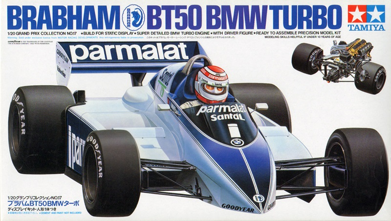 Community Build #21 Race Cars Tamiya10
