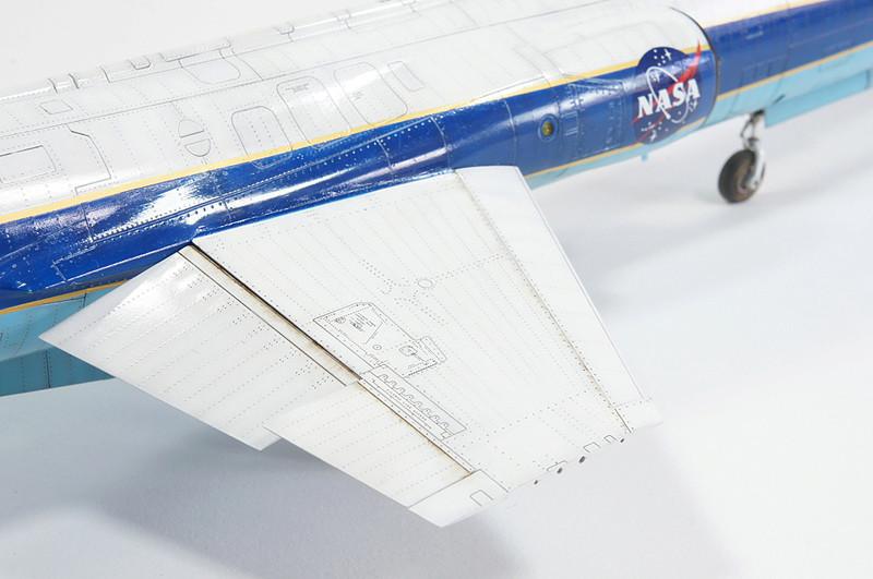 NASA F104 - Italeri Dsc01214