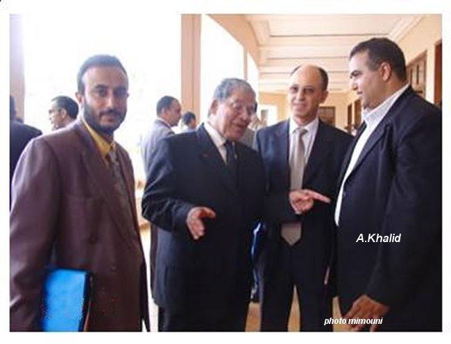 نشطاء في الميدان الثقافي والجمعوي أولاد ميمون Khalid10