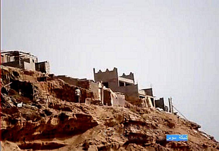 القصة الكاملة لبناء المنتجع السياحي العشوائي شاطيء تفنيت Mimoun22