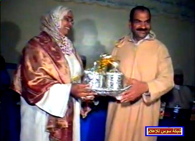 سيدي - جماعة سيدي بيبي تحتفل بأطرها المغادرين Snap9410