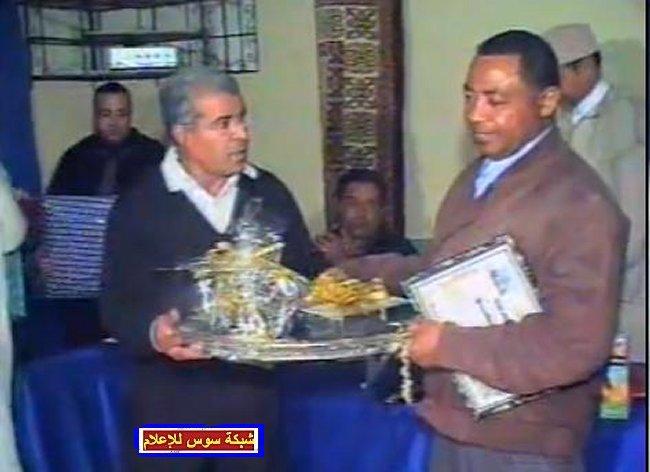 سيدي - جماعة سيدي بيبي تحتفل بأطرها المغادرين Snap9913