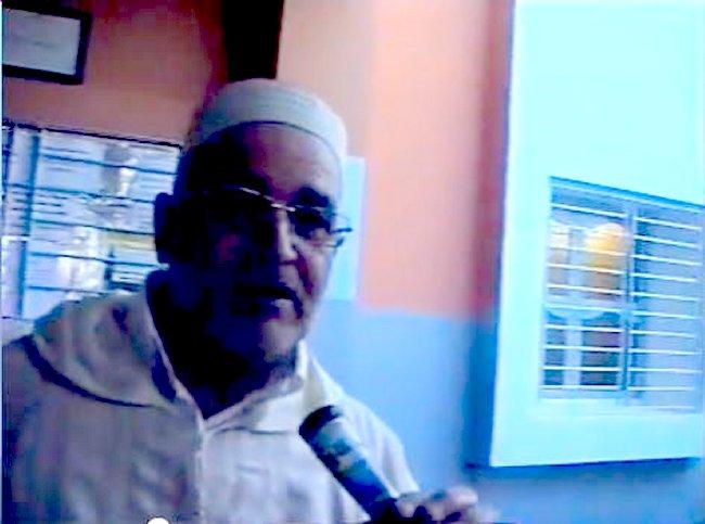 سيدي - جماعة سيدي بيبي تحتفل بأطرها المغادرين Snap9915