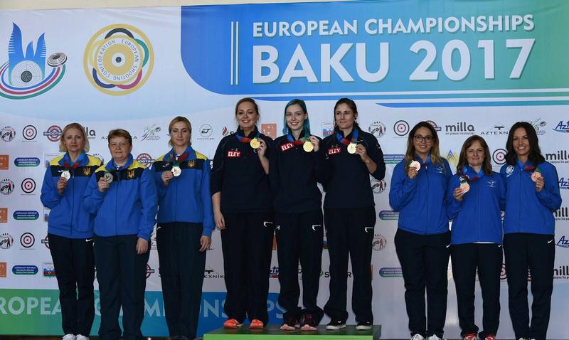 Bakou - Championnat d'Europe 2017  25-50-300m et plateaux - Page 3 Matte_10
