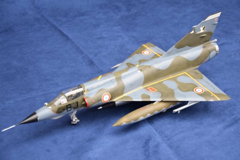 Mirage IIIE Italeri 1/32 Dsc_0053