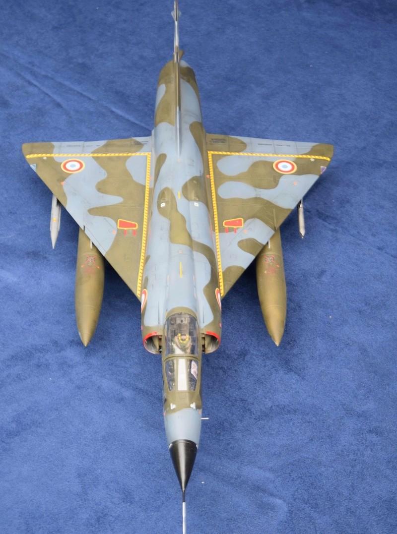 Mirage IIIE Italeri 1/32 Dsc_0057