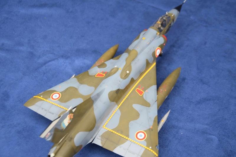 Mirage IIIE Italeri 1/32 Dsc_0058