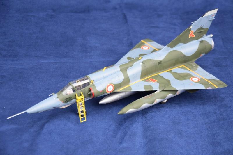 Mirage IIIRD Italeri 1/32 Dsc_0060