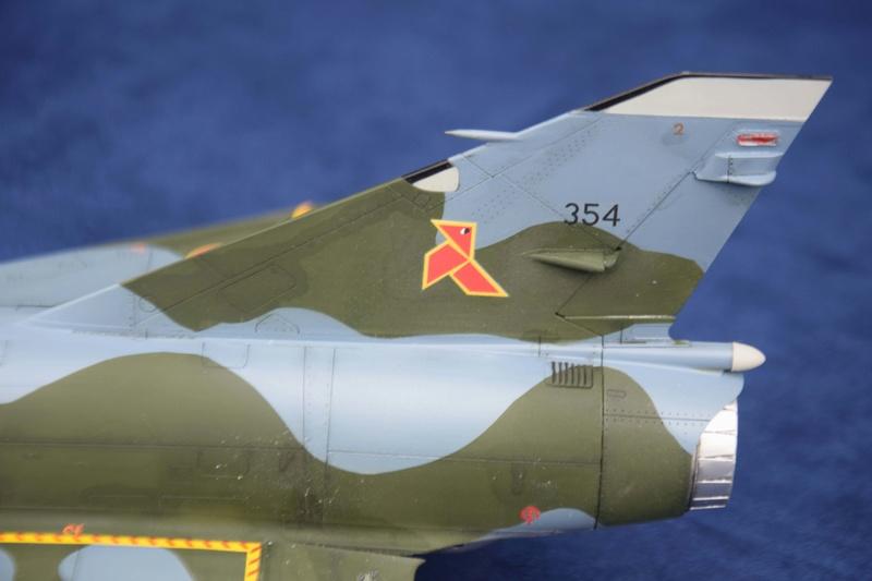 Mirage IIIRD Italeri 1/32 Dsc_0061