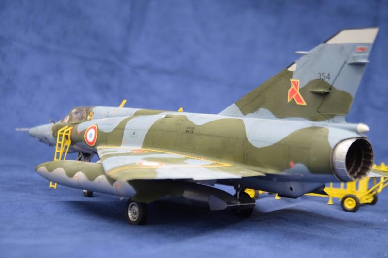 Mirage IIIRD Italeri 1/32 Dsc_0064