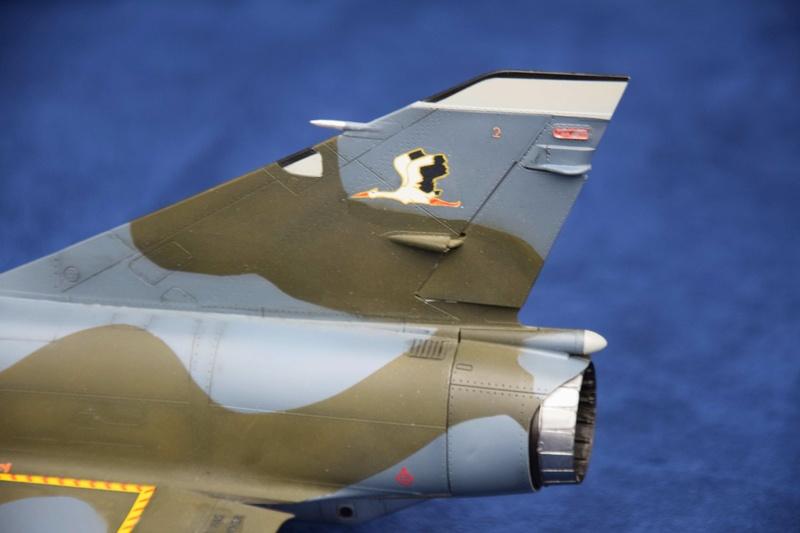 Mirage IIIE Italeri 1/32 Dsc_0066