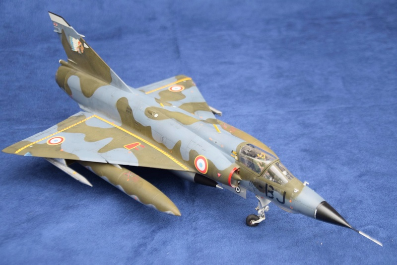 Mirage IIIE Italeri 1/32 Dsc_0067