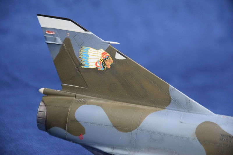 Mirage IIIE Italeri 1/32 Dsc_0068