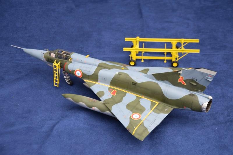 Mirage IIIRD Italeri 1/32 Dsc_0074